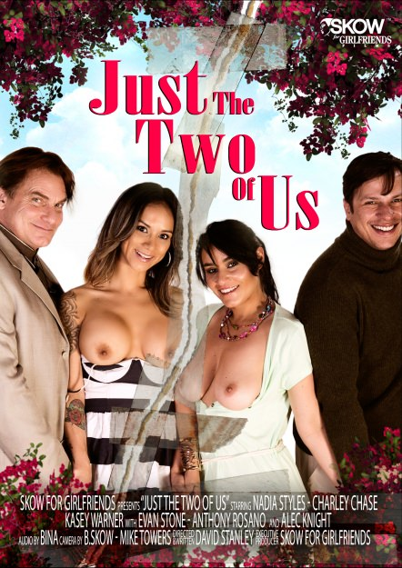 Just The Two of Us Dvd Cover