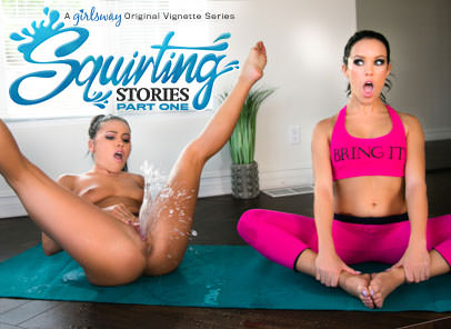 Squirting Stories: Part One