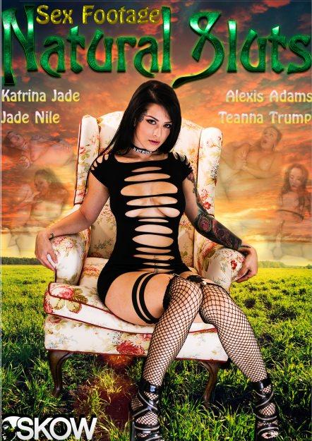 Sex Footage #02: Natural Sluts Dvd Cover
