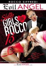 Slutty Girls Love Rocco #13 Dvd Cover