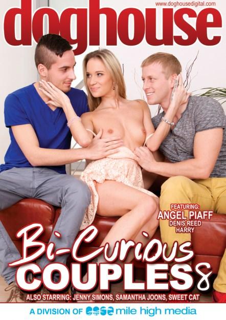 Bi Curious Couples #08 Dvd Cover