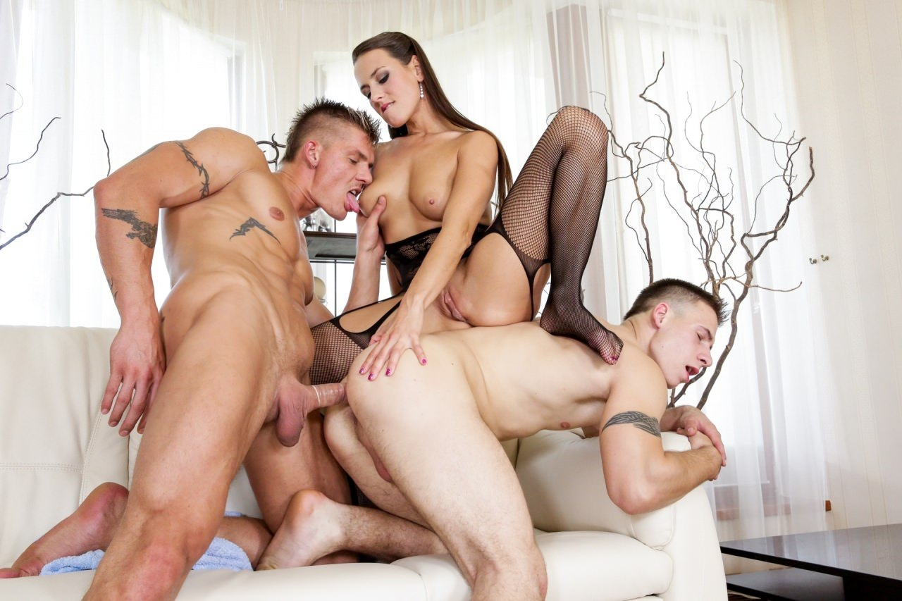 Bisexual monster cocks, stud femme couples