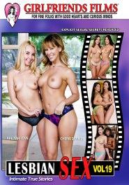 Lesbian Sex #19 Dvd Cover
