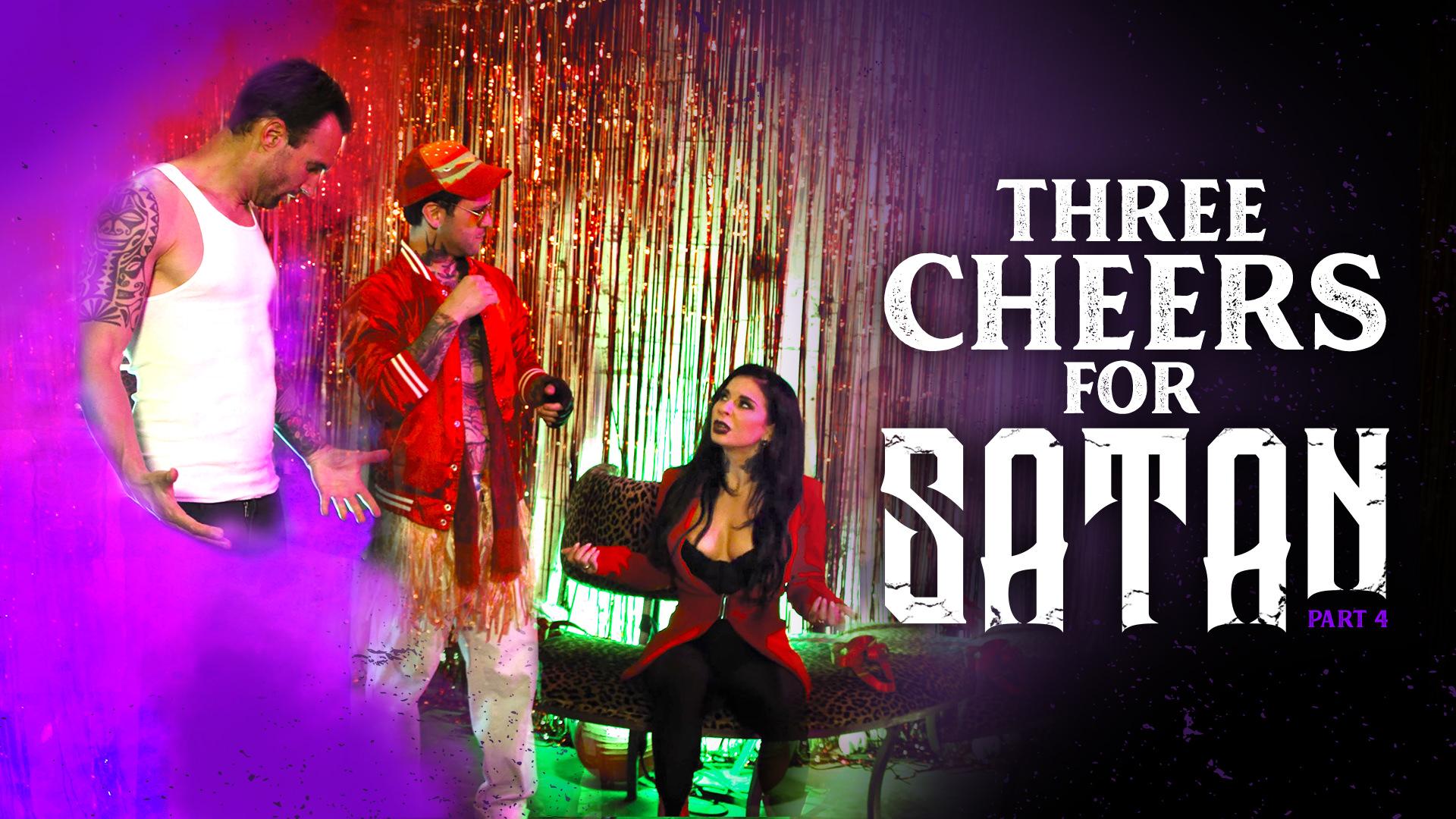 Three Cheers For Satan - Joanna Angel & Alex Legend