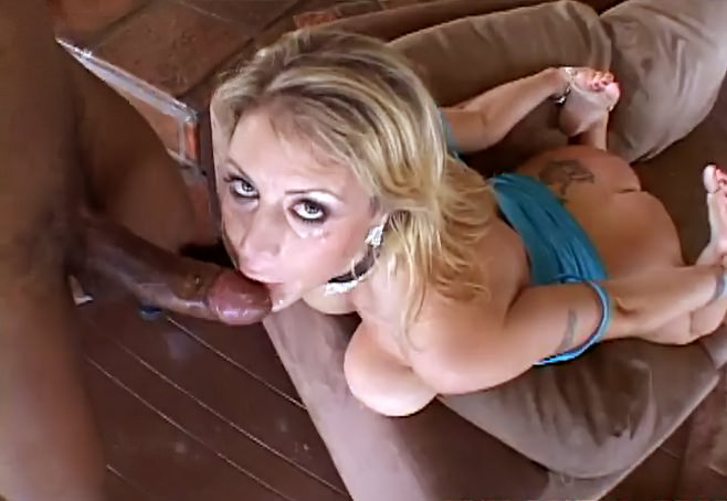 Gang Bang My Face 4, Scene #1