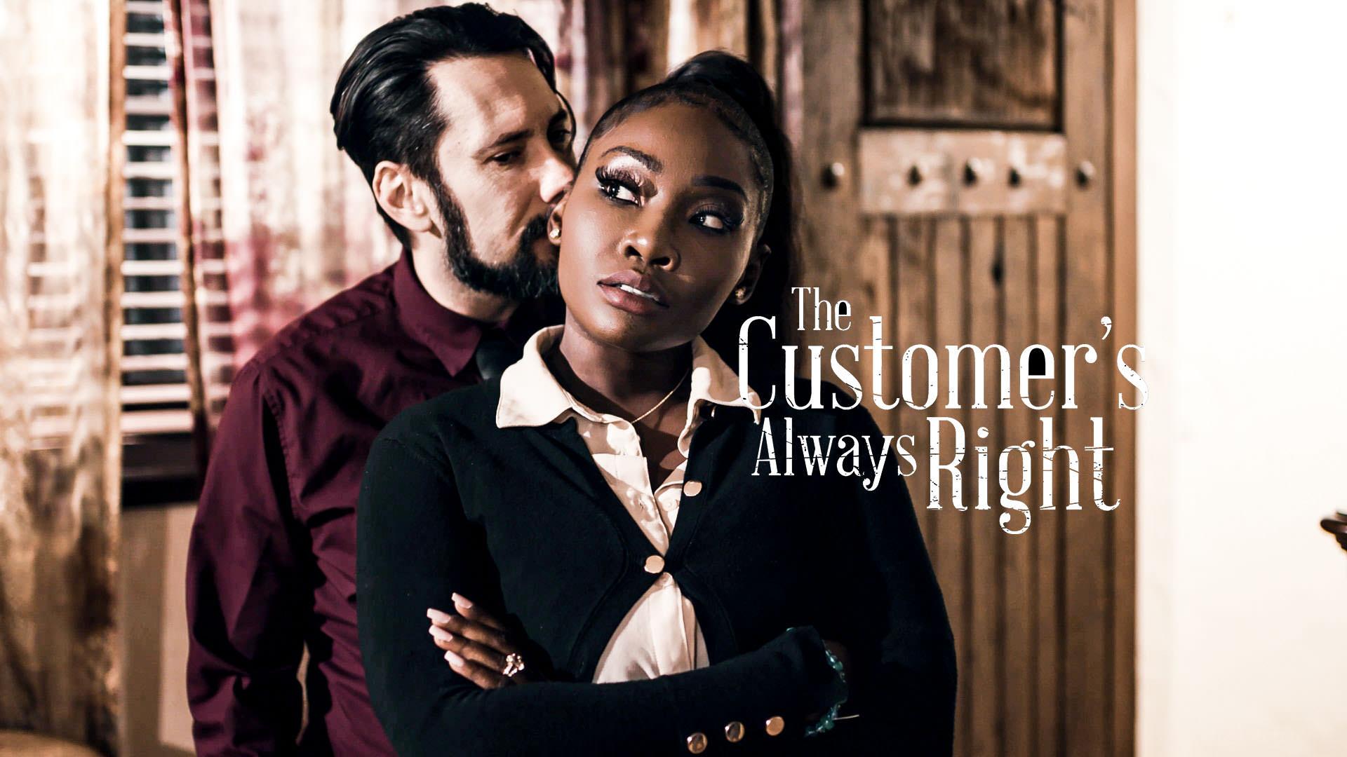 The Customer's Always Right, Scene #01