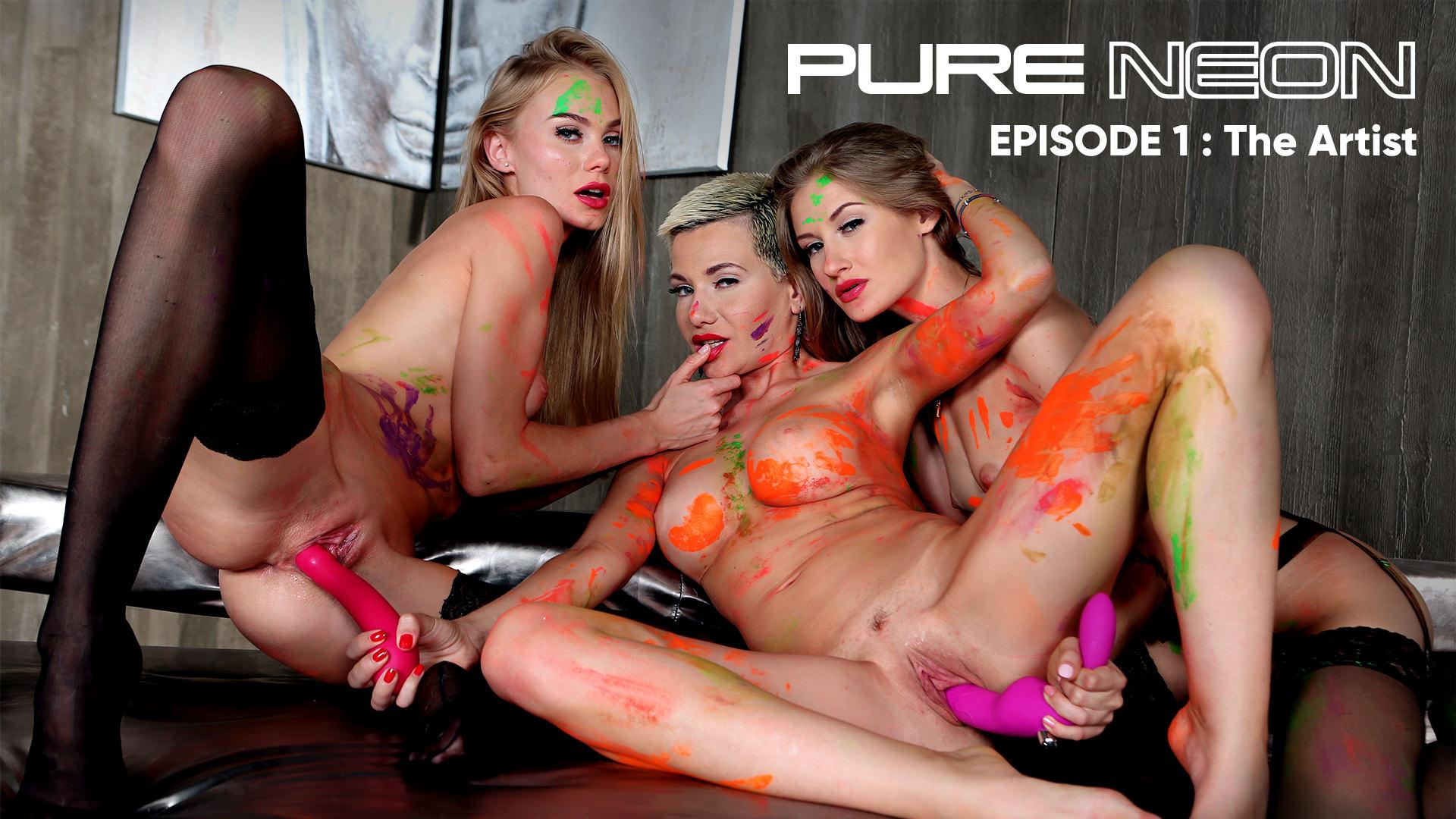 Pure Neon: The Artist