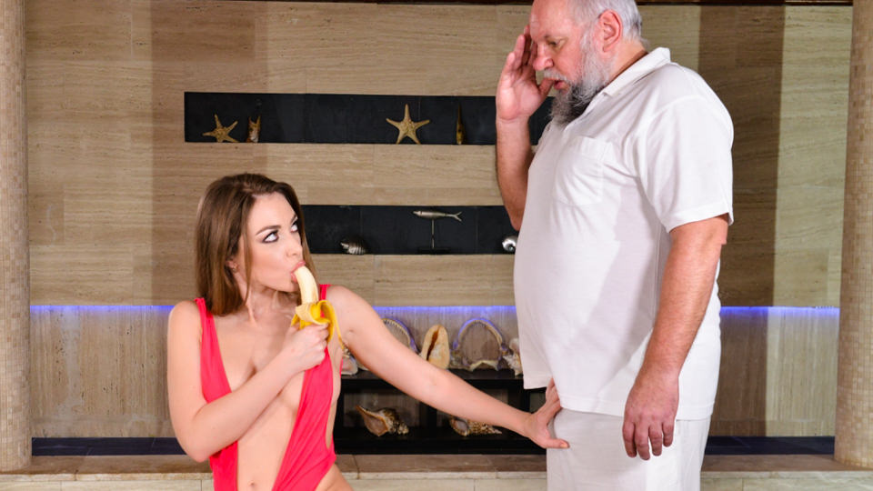 Spa for Spoiled Sluts, Scene #01