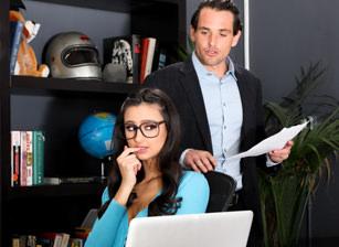 Office ASS-istants - Eliza Ibarra & Tyler Nixon