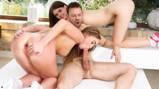 Rocco's Dirty Girls #09 - Scene 3