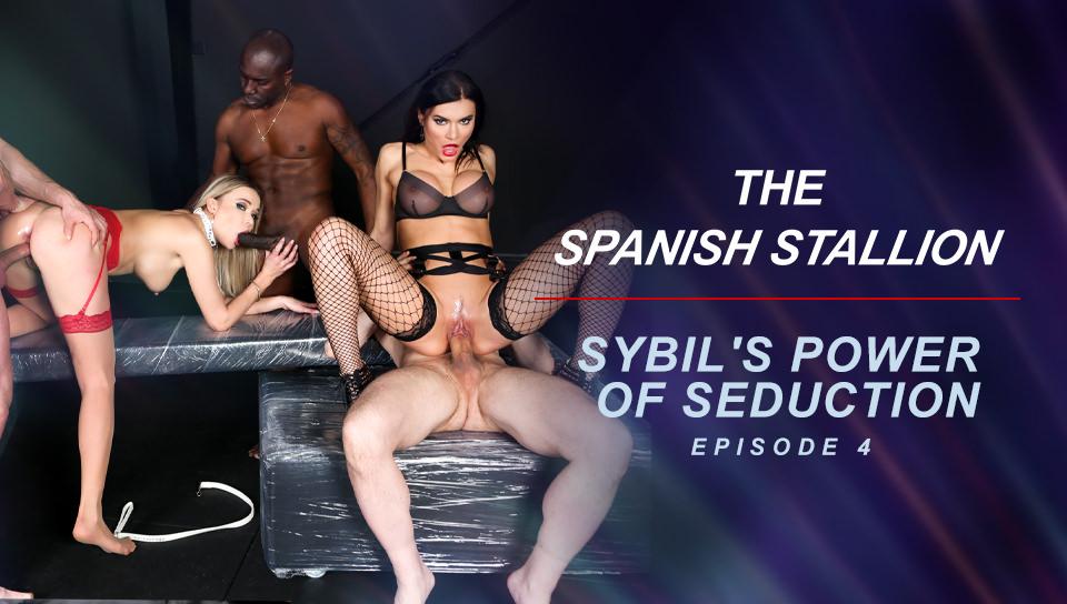 The Spanish Stallion: Sybil's Power of Seduction - Episode 4