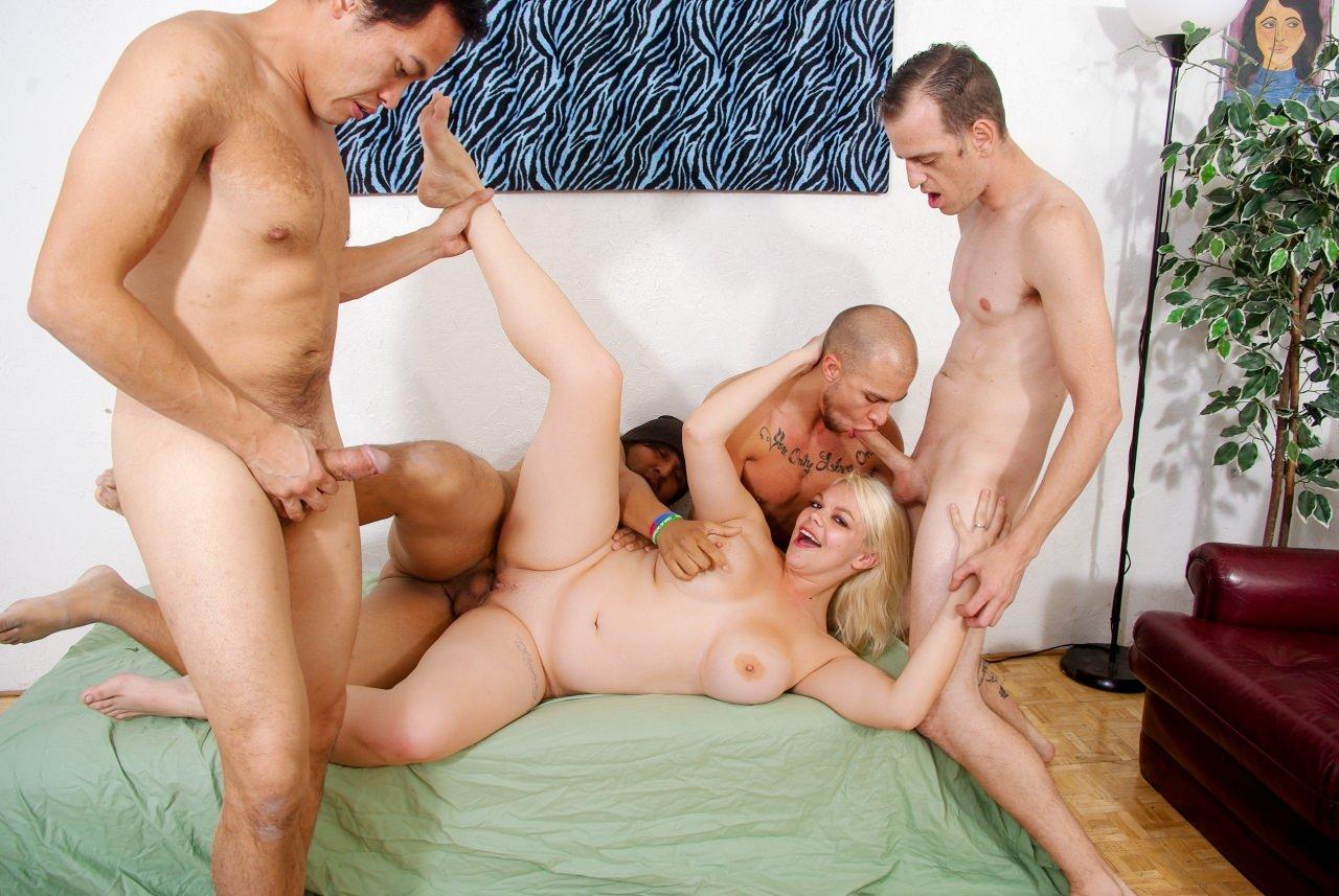 рогоносцы групповое порно - 9