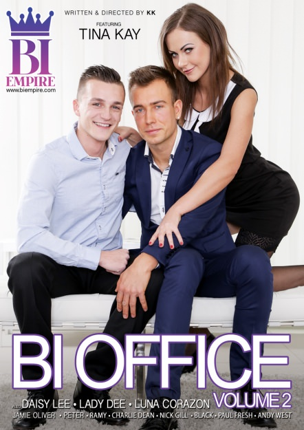 Bi Office #02 Dvd Cover