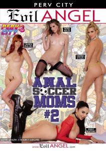 Anal Soccer Moms #02 Dvd Cover