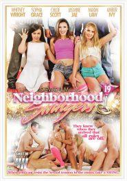 Neighborhood Swingers #19 Dvd Cover