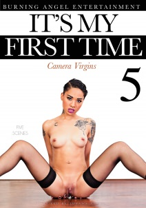 It's My First Time #05 Dvd Cover