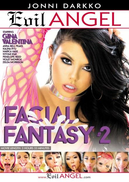 Facial Fantasy #02 DVD Cover