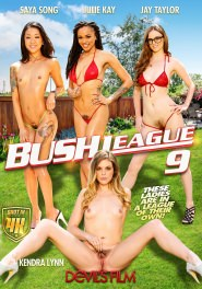 Bush League #09 DVD Cover