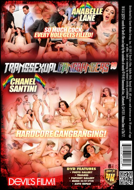 from Gunner gangbangers transsexual