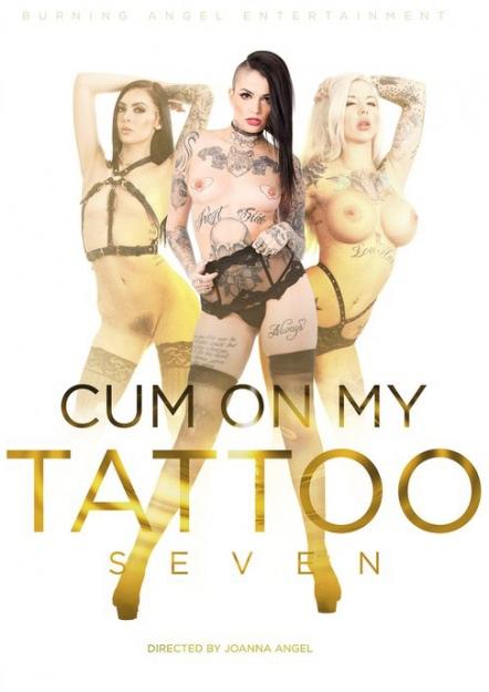 Cum On My Tattoo #07 Dvd Cover