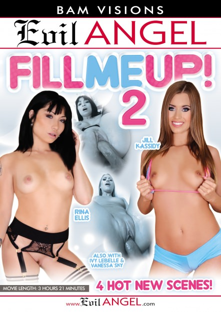 Fill Me Up! #02 DVD Cover