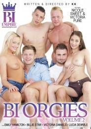 Bi Orgies #02 DVD Cover