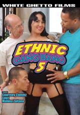 Ethnic Gang Bang #5 - Part 02 Dvd Cover