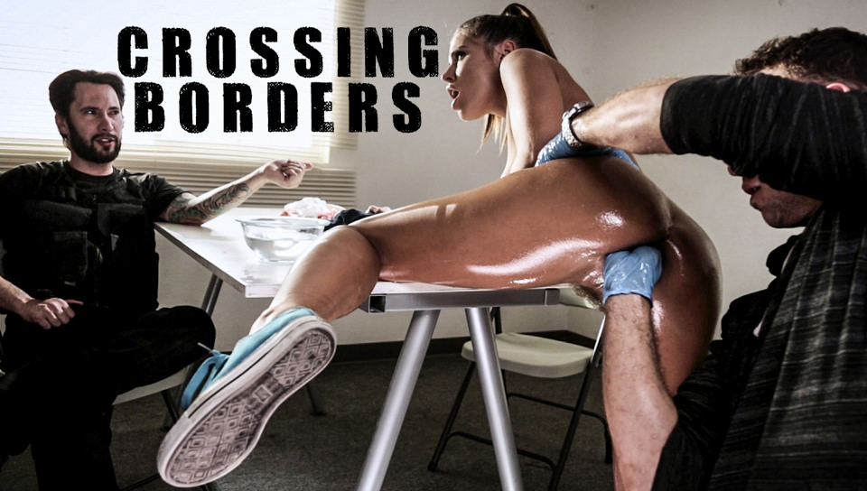 Crossing Borders – Adriana Chechik