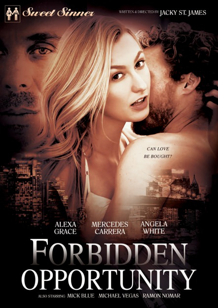 Forbidden Opportunity Dvd Cover