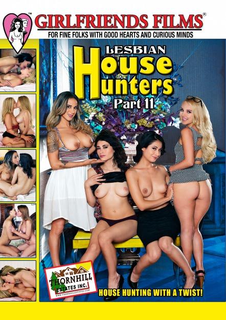 Lesbian House Hunters #11 DVD Cover