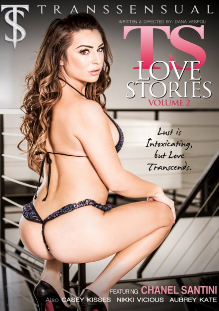 TS Love Stories #02 Dvd Cover