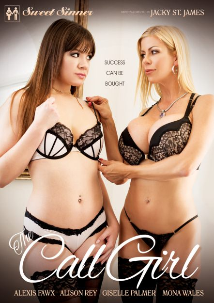 The Call Girl Dvd Cover