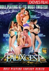 Fauxcest Dvd Cover