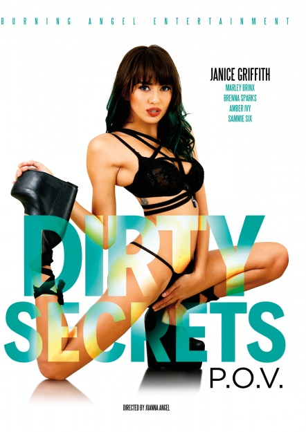 Dirty Secrets POV Dvd Cover