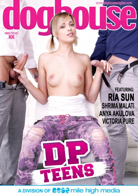 DP Teens Dvd Cover