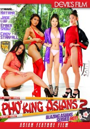 Pho King Asians #02 Dvd Cover