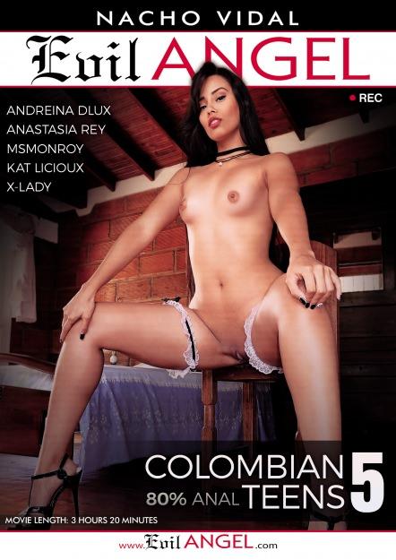 Colombian Teens #05