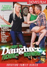 I Caught My Daughter Fucking My Boyfriend #04 Dvd Cover