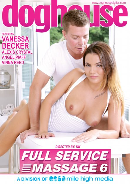 Full Service Massage #06 Dvd Cover