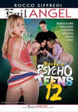 Rocco's Psycho Teens #12 Dvd Cover