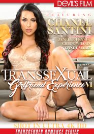 Transsexual Girlfriend Experience #06 Dvd Cover