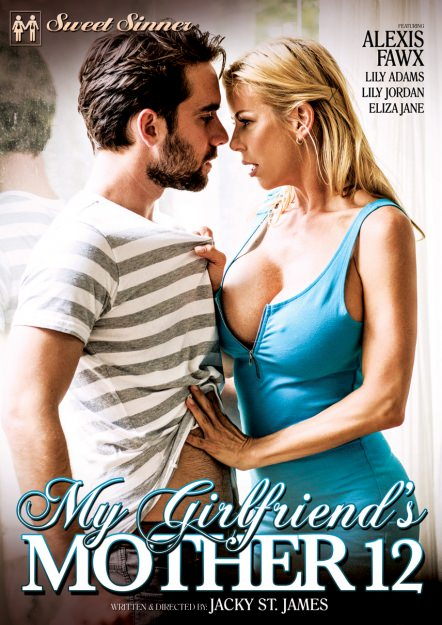 My Girlfriend's Mother #12 Dvd Cover
