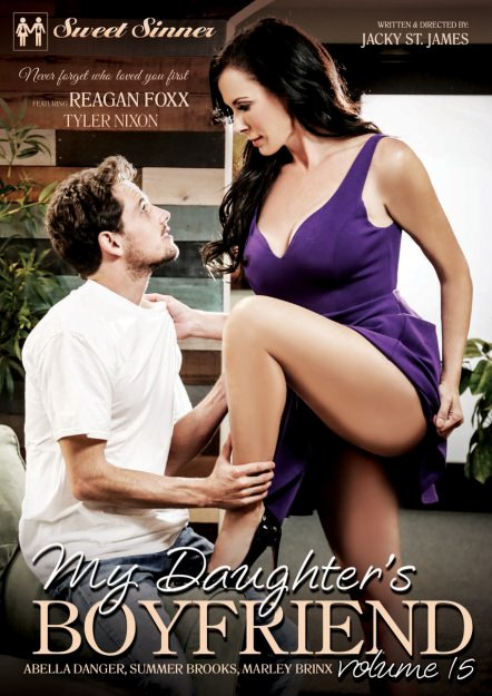 My Daughter's Boyfriend #15 Dvd Cover
