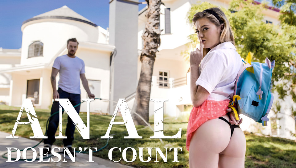 Anal Doesn't Count – Chloe Foster