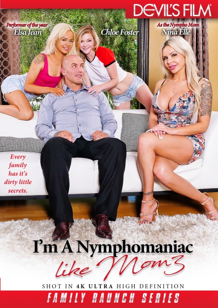 I'm A Nymphomaniac Like Mom #03 Dvd Cover