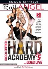 Rocco Siffredi Hard Academy #05 Dvd Cover