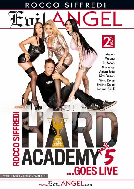 Rocco Siffredi Hard Academy #05