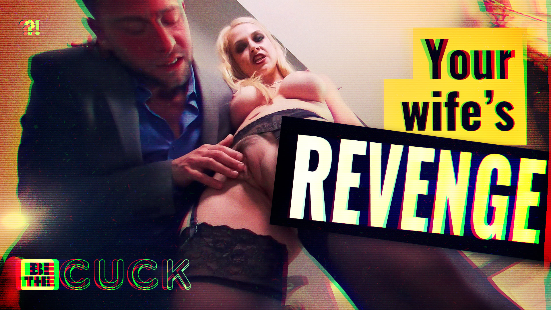 Your Wife's Revenge – Sarah Vandella