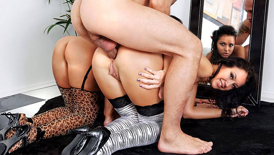 Download AnalAcrobats.com -  Anal Buffet 05, Scene 04