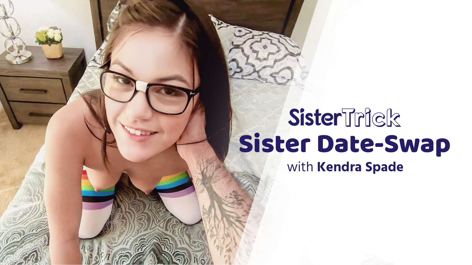 Sister Date-Swap – Kendra Spade